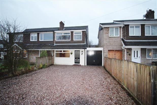 Thumbnail Property to rent in Tennyson Drive, Ormskirk
