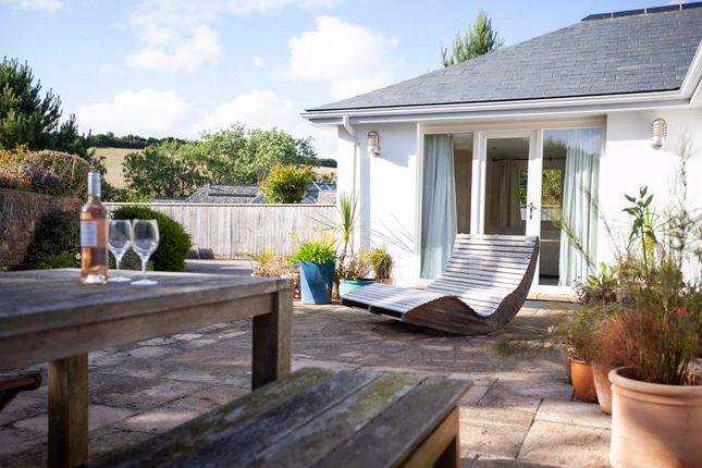 Sun Terrace of Freshwater Lane, St Mawes, Cornwall TR2
