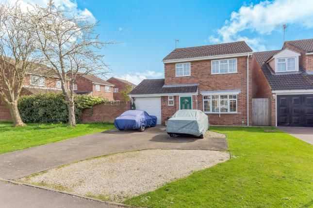 Thumbnail Detached house for sale in Hawthorne Avenue, Gloucester, Gloucestershire