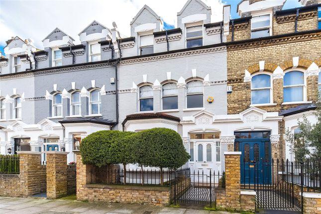 Fulham Park Gardens Fulham London Sw6 6 Bedroom Terraced House For Sale 54930294 Primelocation