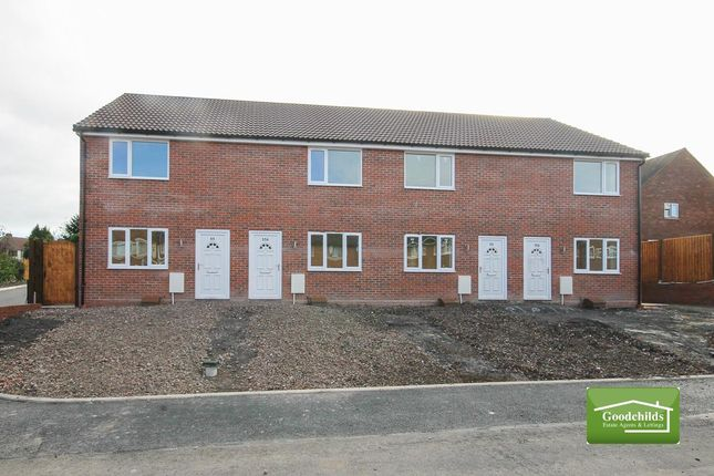 Thumbnail Terraced house to rent in Ripon Road, Alumwell, Walsall