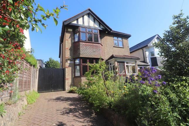 Thumbnail Detached house for sale in Chaldon Road, Caterham, Surrey, .