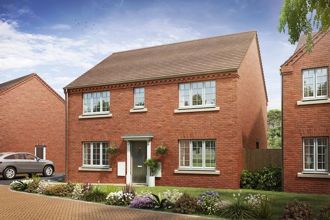 "Thumbnail Detached house for sale in ""The Hadleigh "" at Brickburn Close, Hampton Centre, Peterborough"