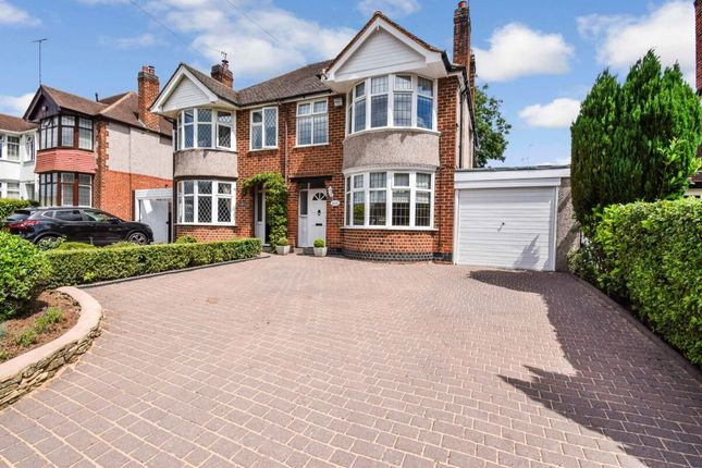 Thumbnail Semi-detached house for sale in Allesley Old Road, Coventry