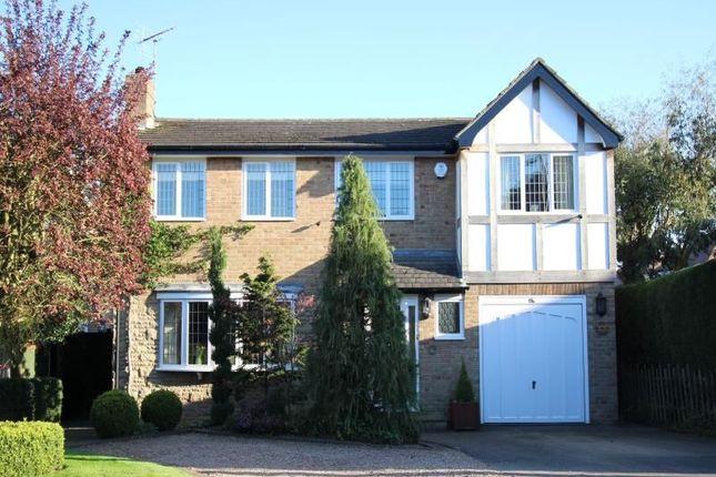 Thumbnail Detached house for sale in Park Avenue, Sprotbrough, Doncaster