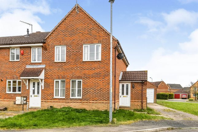 End terrace house for sale in Bader Close, King's Lynn