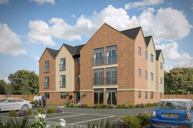 "2 bed flat for sale in ""The Birch"" at Neath Road, Landore, Swansea"