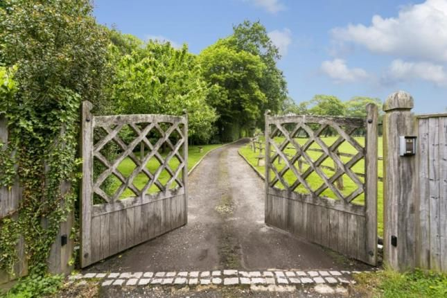 Entrance of Hanging Birch Lane, Horam, Heathfield, East Sussex TN21