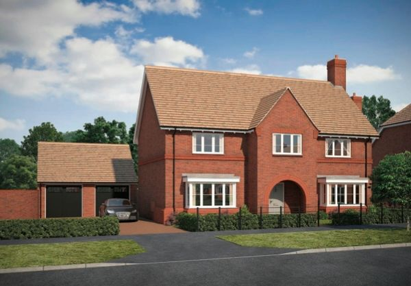 """Thumbnail Property for sale in """"The Tetbury"""" at Blunsdon, Swindon"""