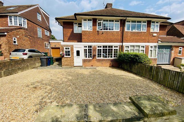 Thumbnail Property for sale in Edgwarebury Lane, Edgware