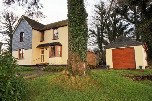 Thumbnail Detached house for sale in Trevelmond, Liskeard