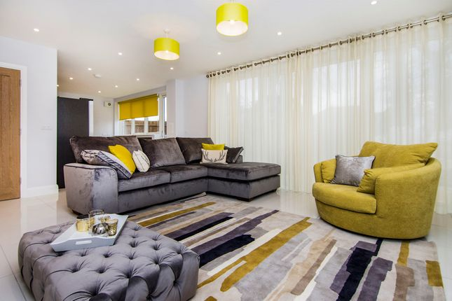Thumbnail Semi-detached house for sale in Clermont Place, Manor Road, Romford