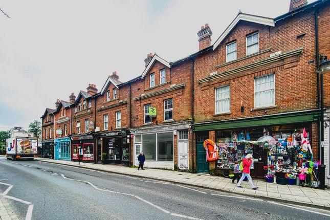Thumbnail Retail premises for sale in 68 High Street, Lyndhurst