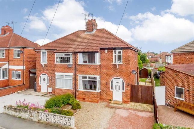 Thumbnail Semi-detached house for sale in Calcaria Road, Tadcaster