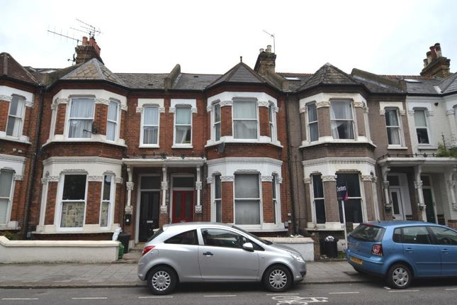 Thumbnail Flat to rent in Elspeth Road, London