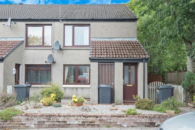 Thumbnail Flat for sale in Crombie Drive, Westhill, Aberdeenshire