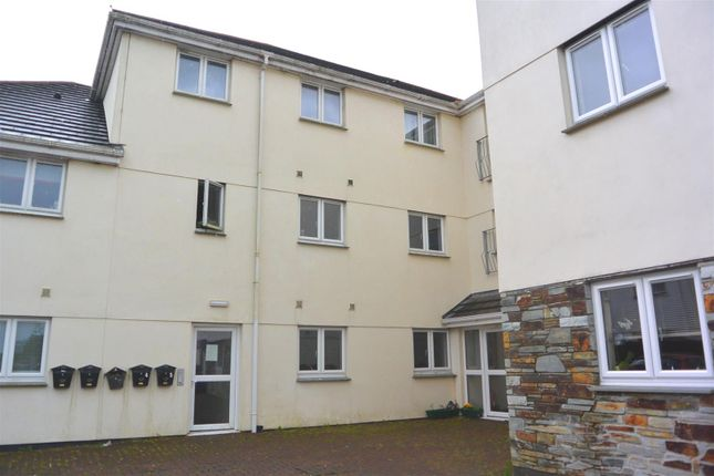 Thumbnail Flat to rent in Springfield Apartments, Bugle, St. Austell