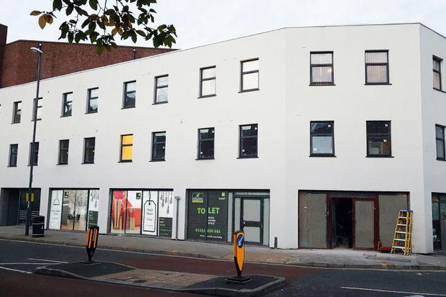 Thumbnail Retail premises to let in Osmaston Road, Derby