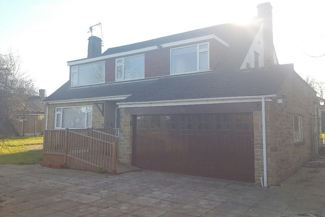 Thumbnail Detached house to rent in Woodhall Park Crescent, Leeds