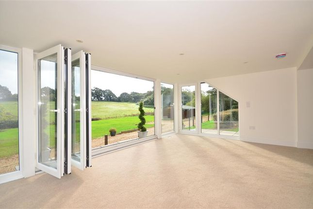 Thumbnail Detached house for sale in Priory Drive, Seaview, Isle Of Wight