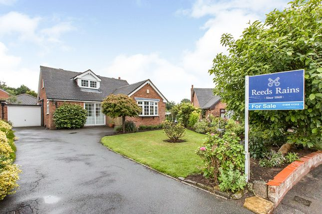 Thumbnail Bungalow for sale in Windsor Close, Cuddington, Northwich, Cheshire