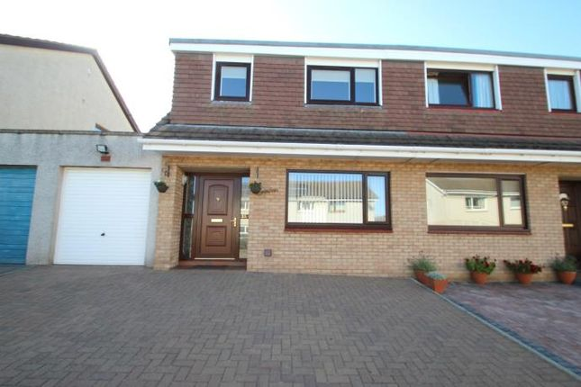 Thumbnail Semi-detached house to rent in Golf View Crescent, New Elgin, Elgin