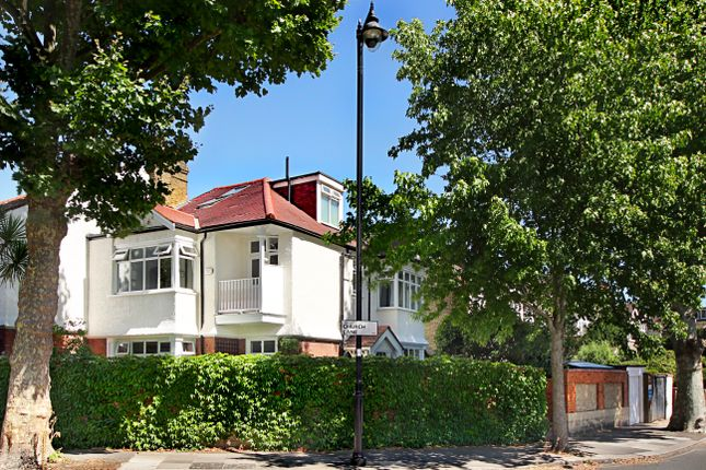 Thumbnail Link-detached house for sale in Church Lane, London