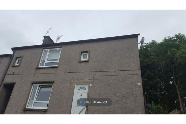 Thumbnail Flat to rent in Rose St, Alloa