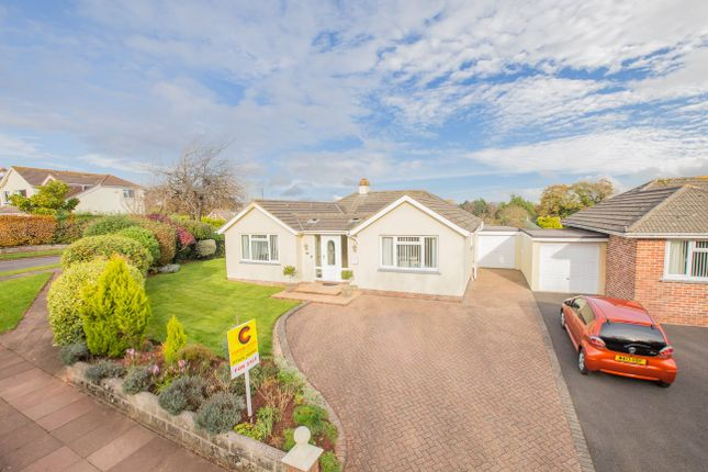 Thumbnail Detached bungalow for sale in Nut Bush Lane, Torquay