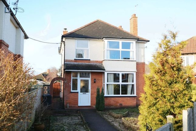 Thumbnail Detached house for sale in Greenway Crescent, Taunton