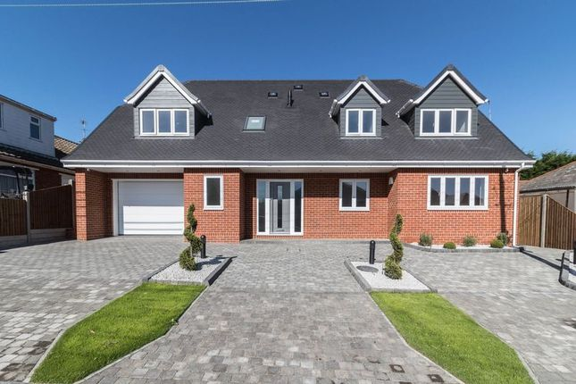 Thumbnail Detached house for sale in Lynmouth Drive, Minster On Sea, Sheerness