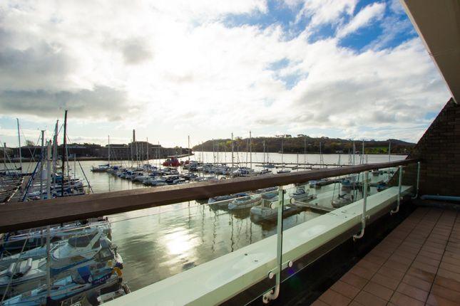 Thumbnail Flat for sale in Ocean Court, Richmond Walk, Plymouth
