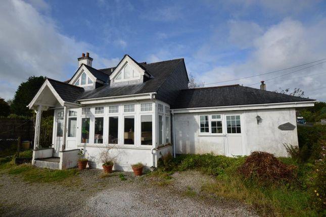 Thumbnail Detached house for sale in Higher Tremar, Liskeard, Cornwall
