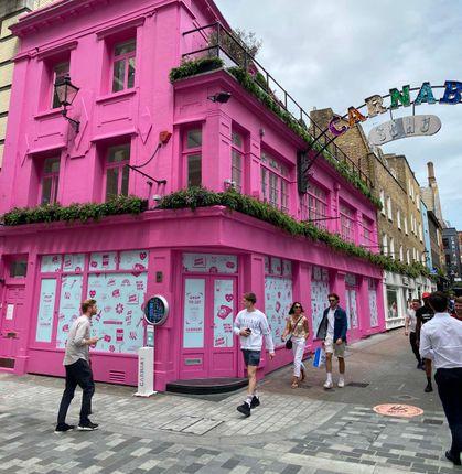 Thumbnail Retail premises to let in Fouberts Place, London