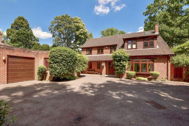 Thumbnail Detached house to rent in Pine Avenue, Camberley