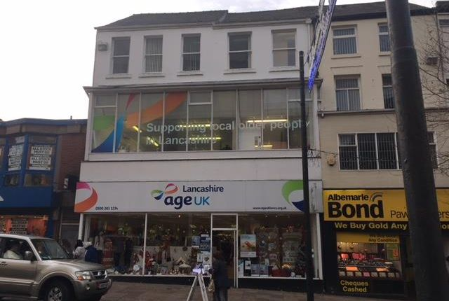 Thumbnail Retail premises to let in 5/6 Cheapside, Preston
