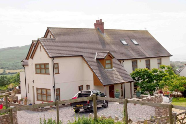 Thumbnail Detached house for sale in Llangennith, Gower, Swansea
