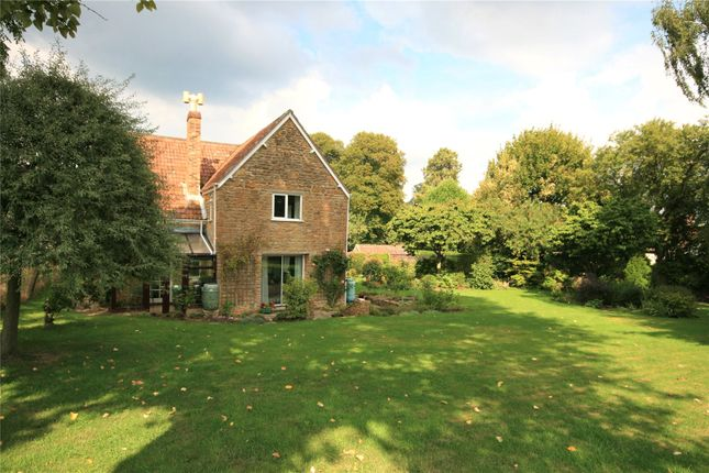 Thumbnail Detached house for sale in Blackford, Yeovil, Somerset