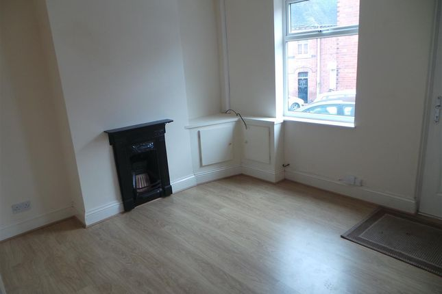 Thumbnail Terraced house to rent in Duke Street, Newcastle-Under-Lyme
