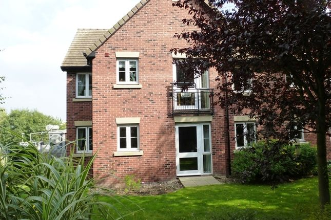 Thumbnail Flat for sale in Town Meadows Way, Uttoxeter