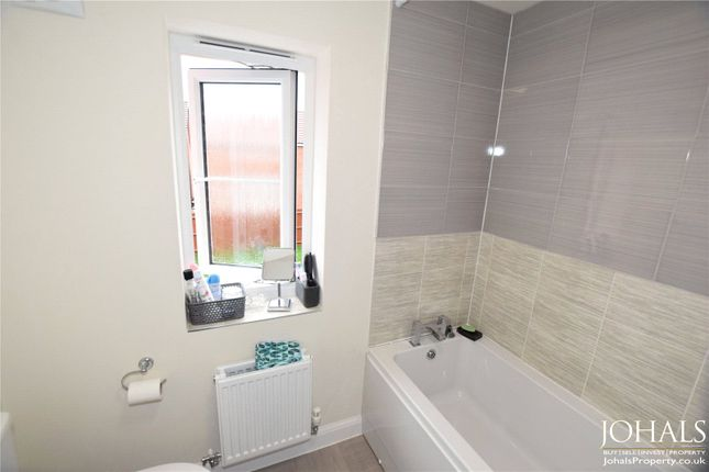 Bathroom of Gregory Way, Wigston, Leicestershire LE18