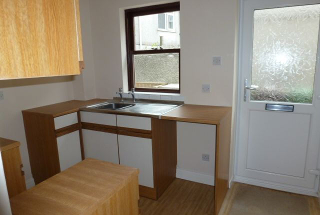 Thumbnail Terraced house to rent in Embankment Road, Prince Rock, Plymouth