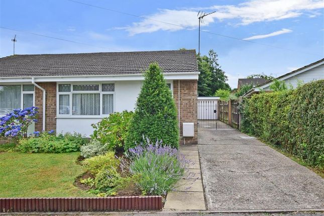 Thumbnail Semi-detached bungalow for sale in Chestnut Drive, Kingswood, Maidstone, Kent
