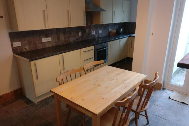Thumbnail Terraced house to rent in Cecil Street, Derby