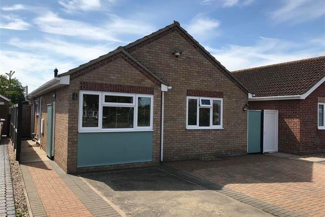 Thumbnail Detached bungalow for sale in Partridge Close, Great Oakley, Harwich