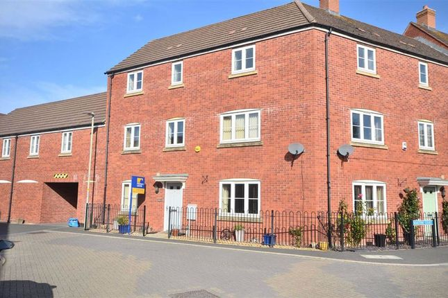 Thumbnail Town house for sale in Altas Court, Hempsted, Gloucester