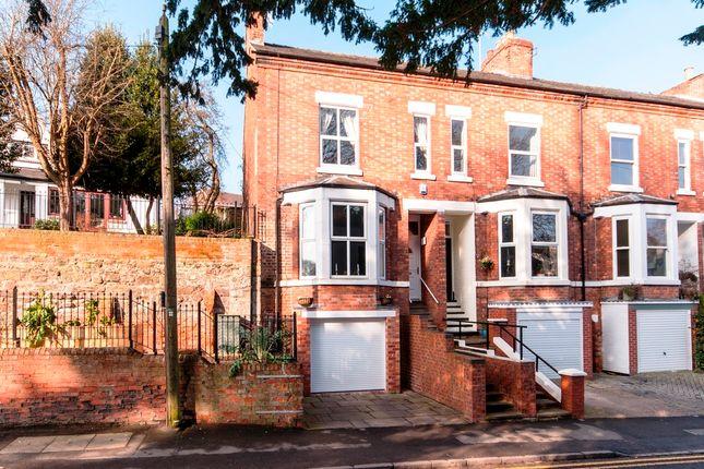 3 bed end terrace house for sale in Bondgate, Castle Donington, Derby