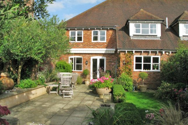 Thumbnail Semi-detached house to rent in Burton Park, Nr Petworth, West Sussex