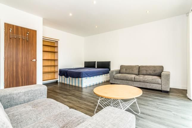 Lounge of Anvil Place, Hulme, Manchester, Greater Manchester M15