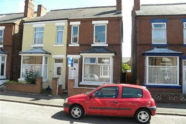 Thumbnail Semi-detached house to rent in Curzon Street, Long Eaton, Nottingham